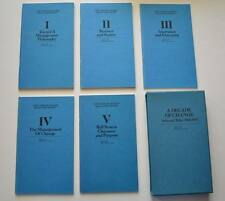 A decade of change: Selected talks, 1961-1971 H. I.  Romnes WESTERN ELECTRIC