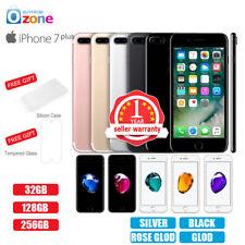 New Factory Unlocked APPLE iPhone 7+Plus 32GB 128GB 256GB 1Yr Warranty Colours