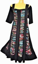 TS Dress Taking Shape Plus Sz M / 18 - 20 Mystic Dress Stretch Chic