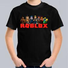 ROBLOX GANG Kids T-Shirt, Children Computer Game Tee Size 0-16