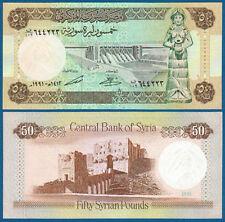 Siria/Syria 50 pounds 1991 UNC p.103 e