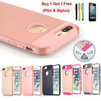 iPhone 7 Plus Case Shockproof Hybrid Rubber Protective Hard Cover For iPhone 6s