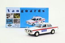 Vanguards VA06302; 1976 Morris Marina 1800; Essex Police; Very Good Boxed