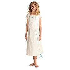 American Girl CL Caroline Nightgown Size Xs(6) for Girls Ribbon Pajamas