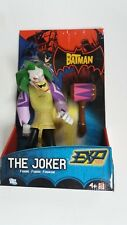 "Mattel - EXP Batman - The Joker 9"" Figurine - New & Sealed"