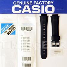 CASIO 10163776 GENUINE FACTORY BLACK BAND FOR MW600 MW-600-1 MW-600B MW-600E