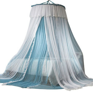 Mosquito Net Princess Bed Dome Canopy Fly Insect Protect Netting Curtains Decor