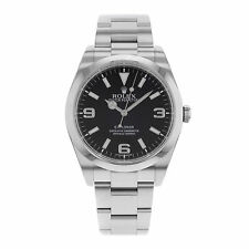 Rolex Men's Round Wristwatches