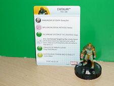 HEROCLIX MARVEL Gardiens des the Galaxy - Chitauri 006a