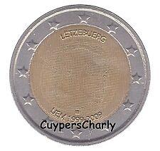 Luxemburg 2009 2€ UNC 10 jaar Euro EMU