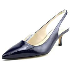 Slingbacks Patent Leather Medium (B, M) Heels for Women