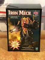 GI Joe Convention 2005 Iron Mech MIB Complete