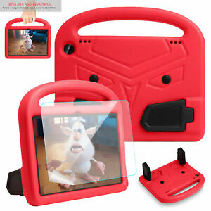 For Amazon Fire HD 10/HD 10 Plus 2021 Kids Case Shockproof Stand Screen Cover