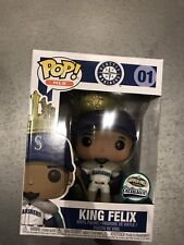 Seattle Mariners Felix Hernandez Funko Pop Vinyl 9/23/17 Sga Stadium Giveaway