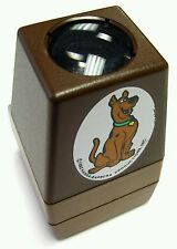 MEGA RARE VINTAGE SCOOBY DOO NIGHT LIGHT PROJECTOR 1980 HANNA-BARBERA PROD. USA