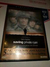 Saving Private Ryan Dvd Special Limited Edition ~ Free Shipping ~
