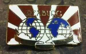 Rexburg pin badge