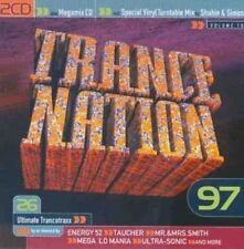 Trance Nation 10 (1997) Energy 52, Sunbeam, Virtual Atmosphere, Mega 'l.. [3 CD]