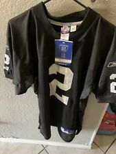 Jamarcus Russell Singed Raiders Jersey- New With Tags