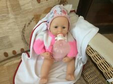 BABY ANNABELL Doll ~ INTERACTIVE  with bottle