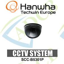 """SAMSUNG SCC-B5301P 1/3"""" 480TVL SUPER HAD CCD COLOUR FIXED DOME CCTV CAMERA"""