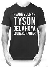 Boxing Herren-T-Shirts aus Baumwolle