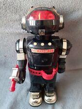 Robot Noir Magnatron MT-2 Vintage New Bright 1984 C-7 no Space Warrior