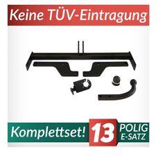 Anhängerkupplung AHK Für Dacia Sandero 13-16 starr inkl 7p spez Elektrosatz