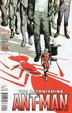 Astonishing Ant- Man #9 (NM)`16 Spencer/ Rosanas