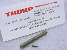Vintage THORP Dirt Burners #5325 Traxxas TRX1 Top Gear Shaft for Hydra-Drive NEW
