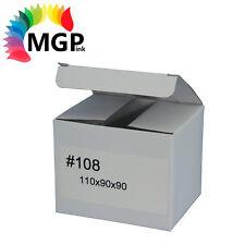 50X New Small Size White Mailing Box 110x90x90mm Carton Au POST Parcel Satchel