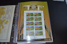 Numisblätter 1999 - 2003, Sammlung von 23 Numisblättern, Silbermünzen/Ersttag