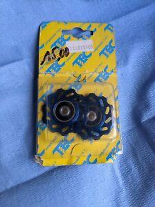 TEC Components Derailleur Jockey Wheel Pulley 11T Italy NOS titanium?