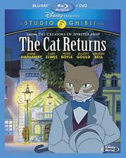 THE CAT RETURNS NEW BLU-RAY/DVD