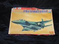 Esci ERTL F-15 E Strike Eagle USAF Jet Plane 1:72 Scale Model Kit