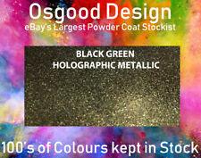 METALLIC BLACK NOIR SABLE YW383I 1kg Powder Coat Coating Refurbish Alloy Wheel
