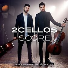 2Cellos & London Symphony Orchestra - Score CD (new album/disco sealed)