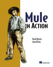 Mule in Action, John D'Emic, David Dossot, Very Good Book