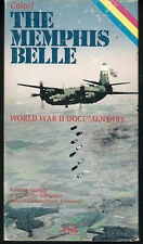 The Memphis Belle WW2 Documentary Film (Wyler) 1944 VHS Color B-17 Mighty 8th AF