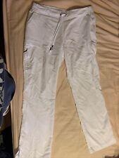 New listing Greys Anatomy Size Large White Scrub Pants
