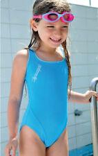 Bañadores de natación azul