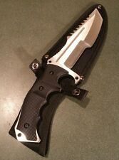 """11""""Call of Duty Ghost Huntsman Knife Counter Strike CS:GO Bowie Fixed Blade CSGO"""