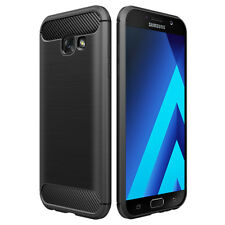 """Simpeak Black Case for Samsung Galaxy A5 2017 5.2"""" Rugged Protector Back Cover"""