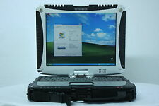 BEST Panasonic Toughbook CF-19 MK1 Touchscreen 2GB 80GB Windows XP TABLET