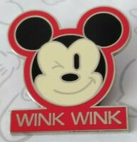 WINK WINK Mickey Mouse Expressions Mystery Collection 2014 Disney Pin 101992