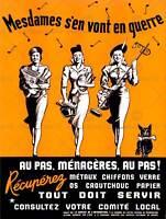 2W95 Vintage WWII German War Effort Propaganda Poster WW2 A1 A2 A3 A4