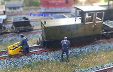 More details for oo9/009 baguley drewry rnad diesel locomotive body kit for kato 11-109 chassis