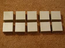 Heki-Gleisbildpult Bausteine | 10 Stück Nr. 9009 (Leerfeld)