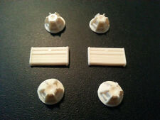 LEX'S SCALE MODELING Resin Amp, Subwoofer Pack Option 1. 1/24-25 NEW HOT!