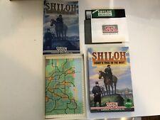 Shiloh: Grants Trial in the West - Strategic Simulations SSi - Boxed Atari